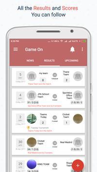 Sportelos - Game On apk screenshot