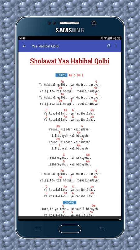 download lagu sholawat deen assalam sabyan mp3