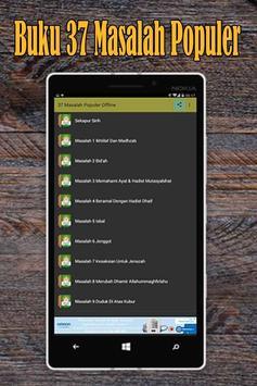37 Masalah Populer Offline screenshot 1
