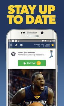 Memphis Basketball Rewards apk screenshot