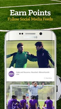 Orlando Soccer Louder Rewards apk screenshot