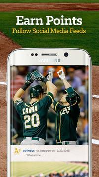 Oakland Baseball Rewards apk screenshot