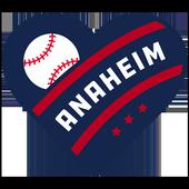 Anaheim Baseball Rewards icon