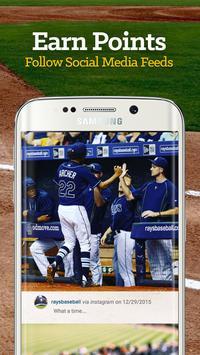 Tampa Bay Baseball Rewards apk screenshot