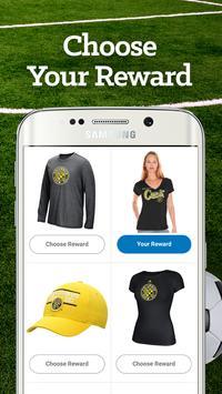 Columbus Soccer Louder Rewards apk screenshot