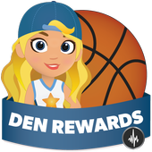 Denver Basketball Rewards icon