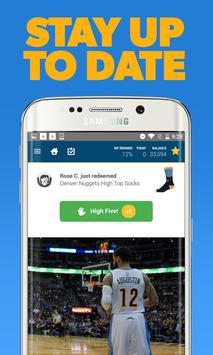 Denver Basketball Rewards apk screenshot