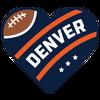 Denver ícone