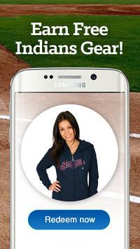 Cleveland Baseball Rewards poster