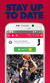 LAC Basketball Louder Rewards apk screenshot