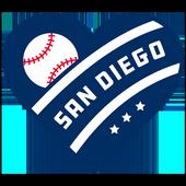 San Diego Baseball Rewards icon