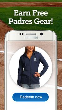 San Diego Baseball Rewards poster