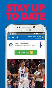 Philadelphia Basketball apk screenshot