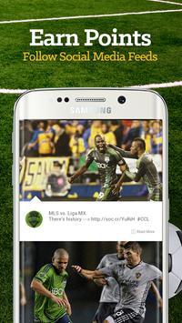 Seattle Soccer Louder Rewards apk screenshot