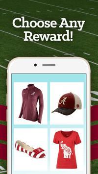 Alabama Louder Rewards apk screenshot