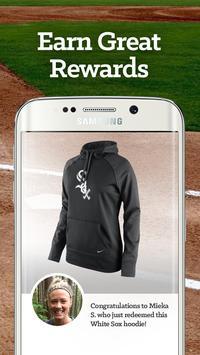 Chicago W Baseball Rewards apk screenshot
