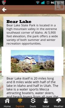 Visit Idaho Travel Guide screenshot 2