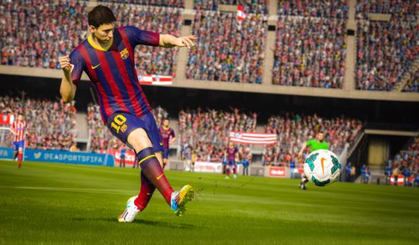 Real Football Flick Shoot Soccer Championship 2018 screenshot 2