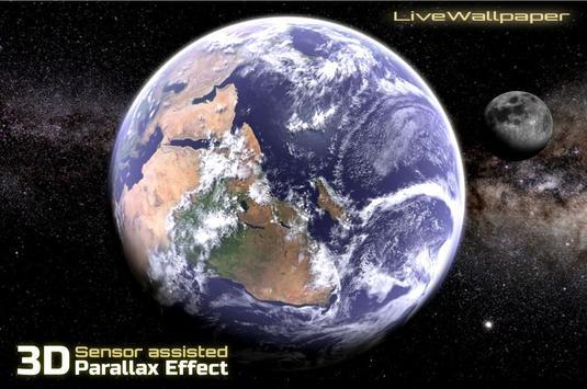 Earth & Moon 海报