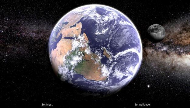 Earth & Moon screenshot 11