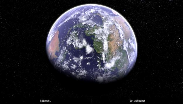 Earth & Moon screenshot 5