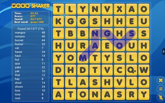 Word Shaker screenshot 7