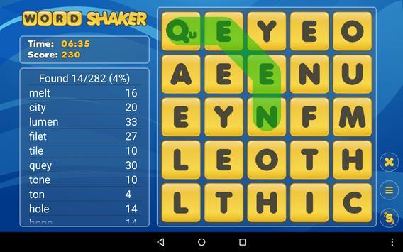 Word Shaker screenshot 8