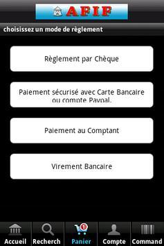 AFIF screenshot 3
