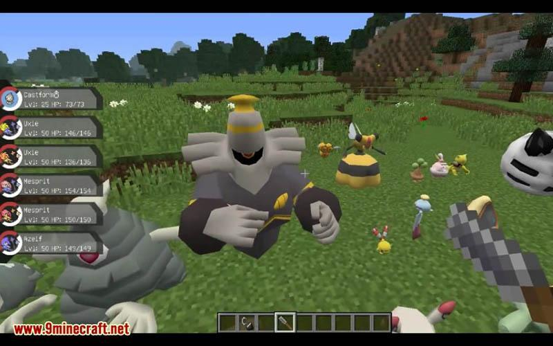 Pixelmon Mod MCPE 2018 for Android APK Download