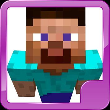Modern Skin for Minecraft PE poster