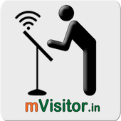 mVisitor - Visitor Management icon