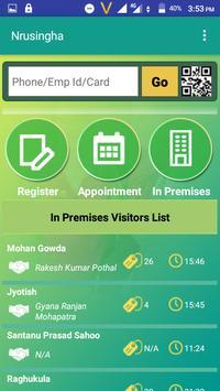 mVisitor - Visitor Management screenshot 1
