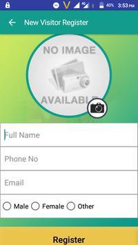 mVisitor - Visitor Management screenshot 2