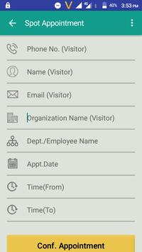 mVisitor - Visitor Management screenshot 3
