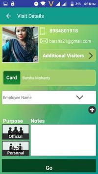 mVisitor - Visitor Management screenshot 4