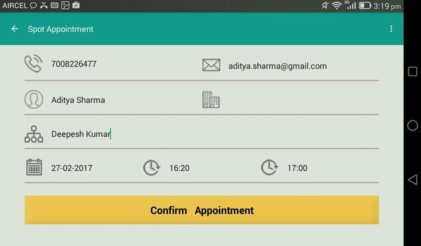 mVisitor - Visitor Management screenshot 8