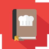 Ricette con ingredienti icon