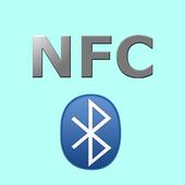Bluetooth NFCタグライタ icon