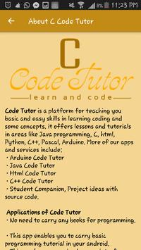C Code Tutor (Programming 1) for Android - APK Download