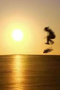 Skateboard LWP screenshot 1