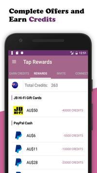 Tap Rewards - Free Gift Cards screenshot 1