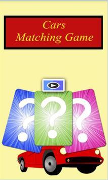 Cars Matching Game screenshot 1