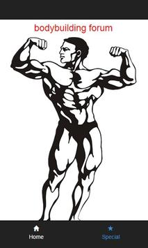 growth hormone bodybuilding poster