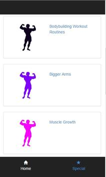 growth hormone bodybuilding apk screenshot