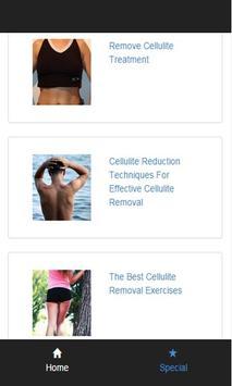 cellulite removal apk screenshot