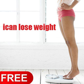 ican lose weight icon