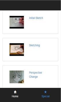 Draw Manga apk screenshot