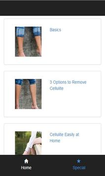 how to get rid of cellulite screenshot 1