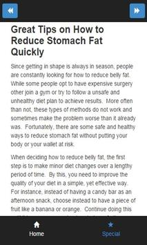 how to reduce belly apk screenshot