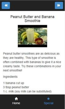 Weight Loss Smoothies apk screenshot